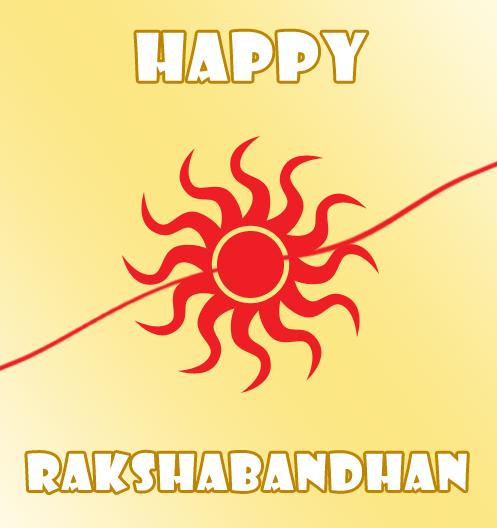 image regarding Raksha Bandhan Printable Cards referred to as Raksha Bandhan 2016 Greeting card and needs 2019