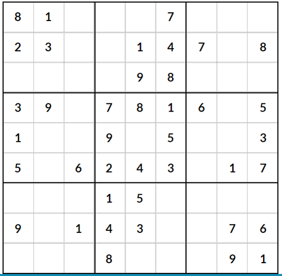 Printable sudoku puzzles 9×9 free online – 2020 Printable ...