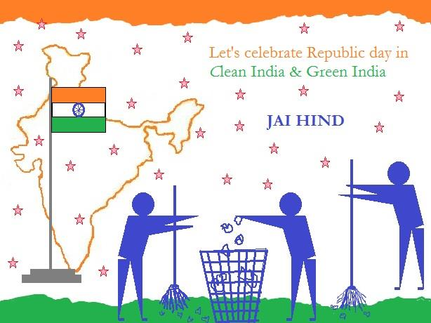 My dream clean and green india