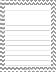 Free Printable Writing Paper With Borders For School Assignments  Printable Writing Paper With Border