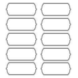 Blank Printable Labels Ideas 2018 Printable Calendars