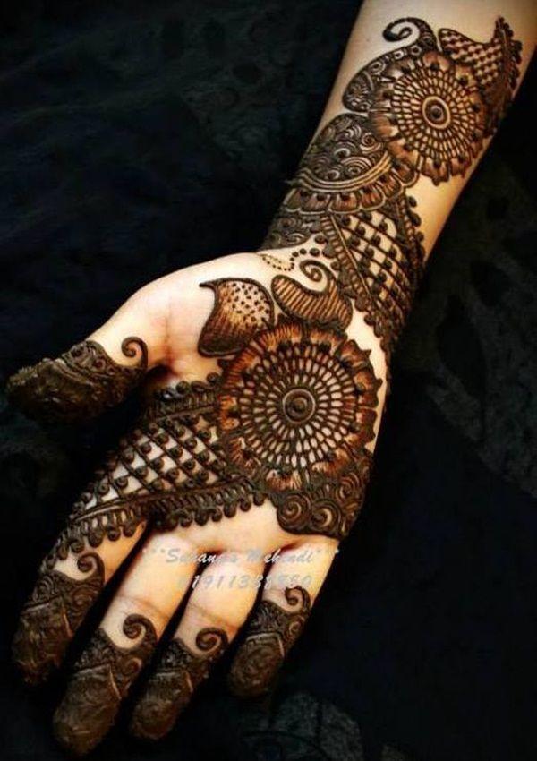 Download Mehndi Designs For Hands