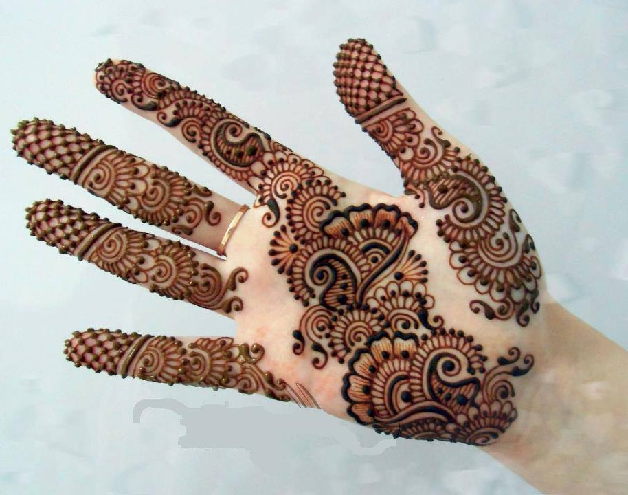 Hand Mehndi Download : Arabic mehndi design download free printable graphics