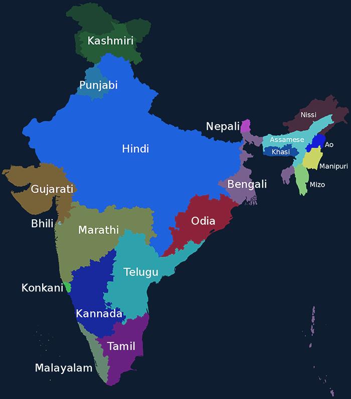 Download India Map Printable – 2019 Printable calendar ...