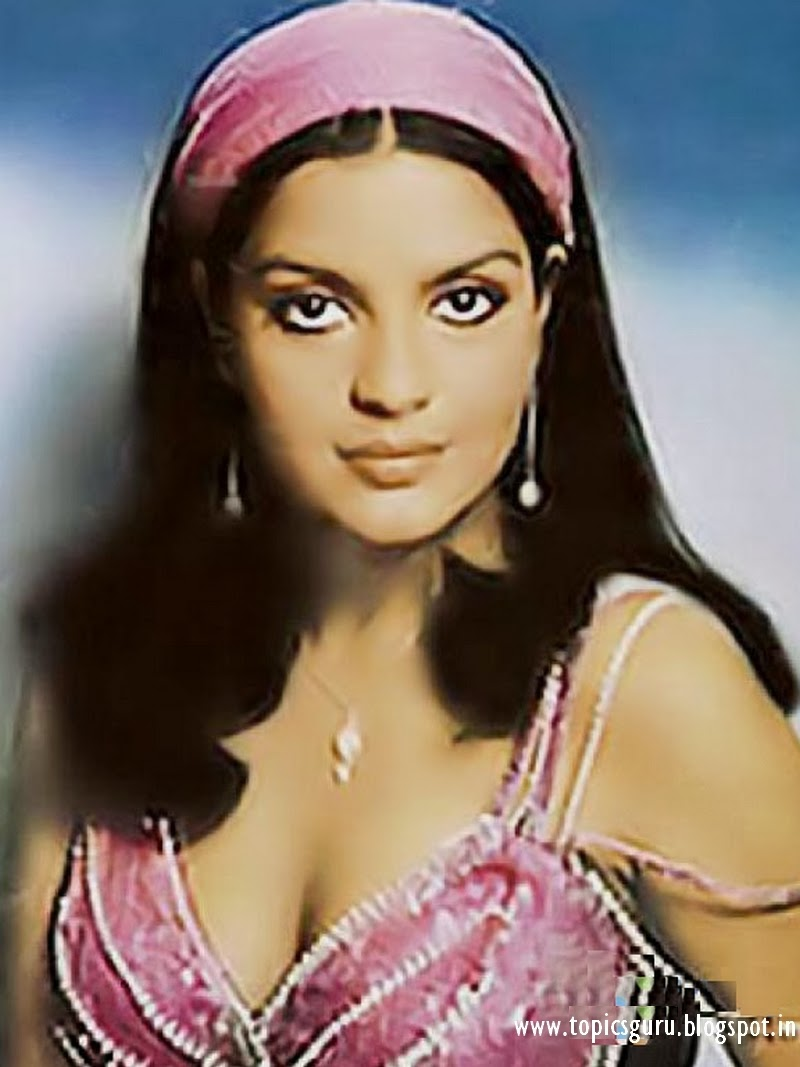Beautiful Zeenat aman wallpaper