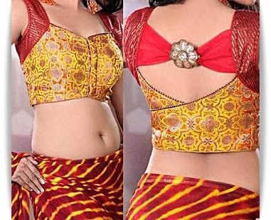 Blouse designs images new 2017 gallery