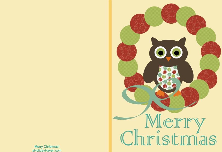 Download Free Printable Christmas Cards Download Free Printable