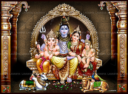 Lord Shiva Family Photos And Iphone Wallpapers  U2013 2019