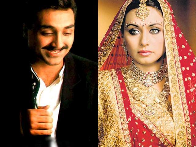 Rani mukherjee and husband photo