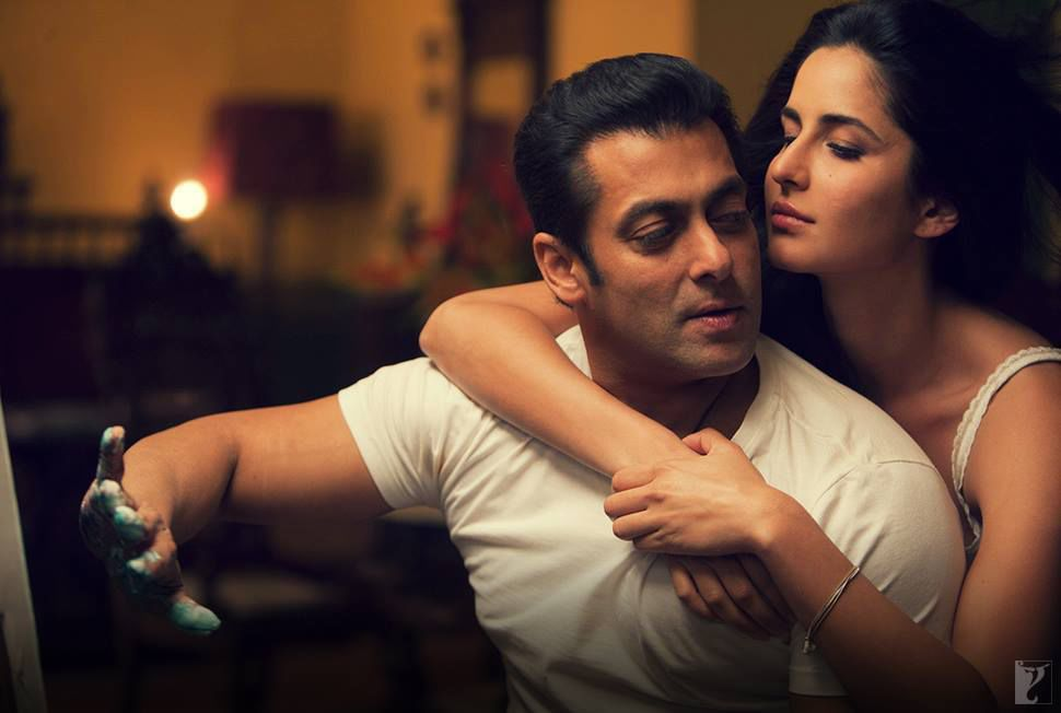 Salman khan with katrina kaif pic