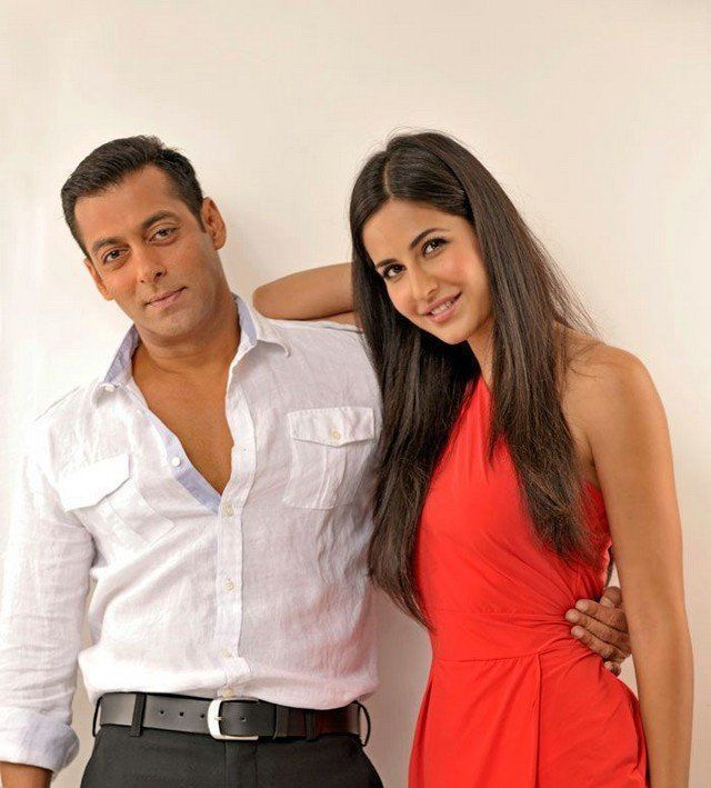 Salman khan with katrina kaif pics