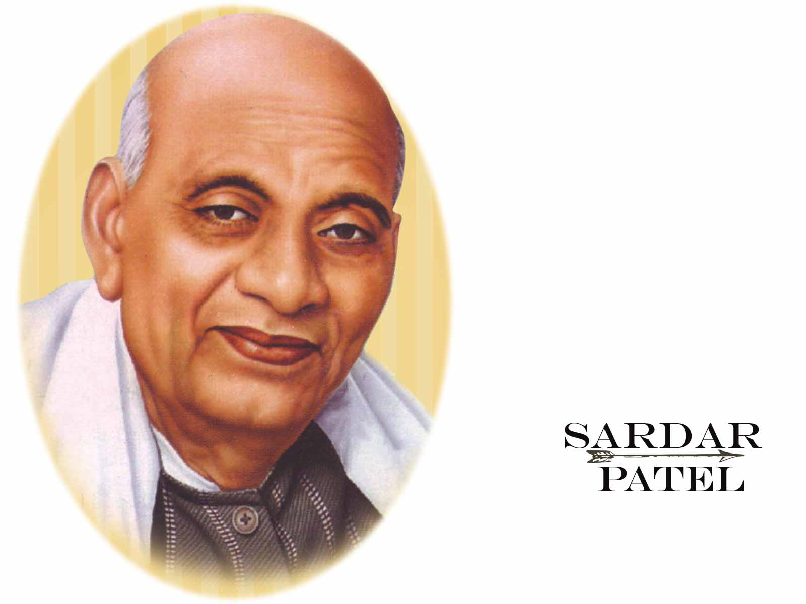 sardar vallabhbhai patel Sardar vallabhbhai patel (october 31, 1875 - december 15, 1950), popularly known as iron man was an indian barrister and statesman and one of.