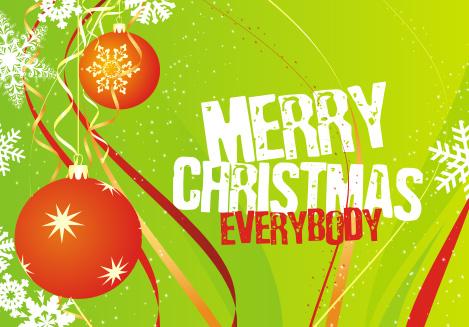 2017 Merry christmas everyone sms