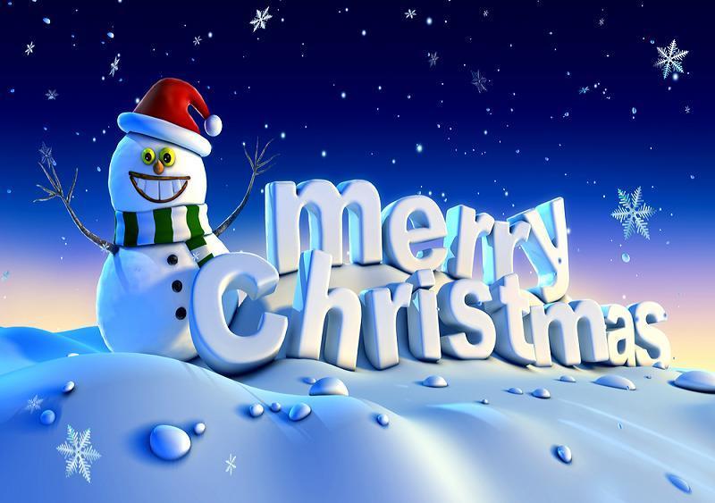 Download Merry christmas wallpaper HD