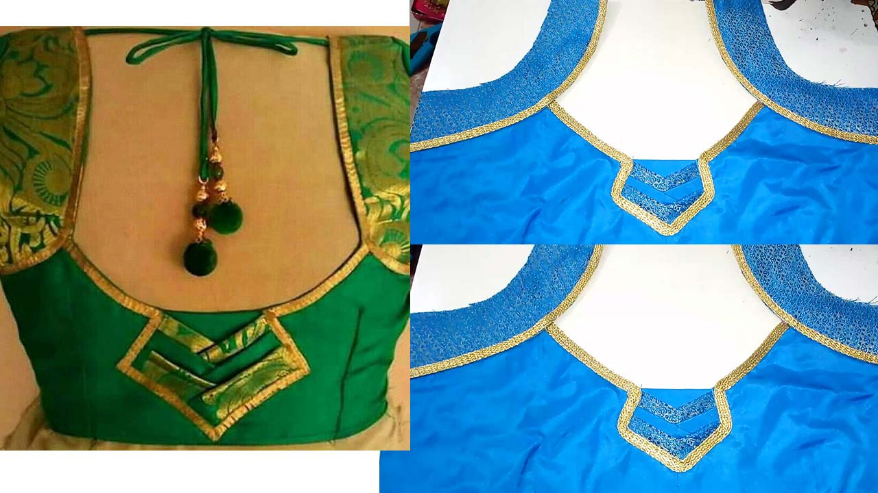Blouse new design blouses galleries for New design pic