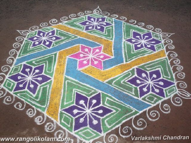 Download Kolam Designs