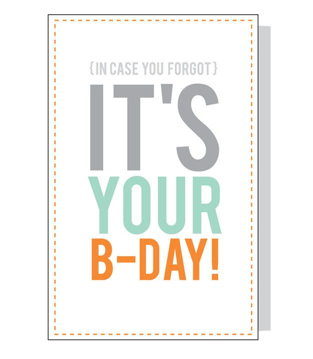 Download Printable birthday cards
