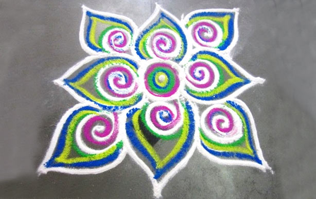Simple Rangoli Design Images 2018 Printable Calendars Posters Images Wallpapers Free