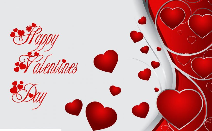 Fröhlichen Valentinstag 2018
