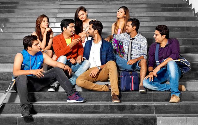 Gujarati film chhello divas