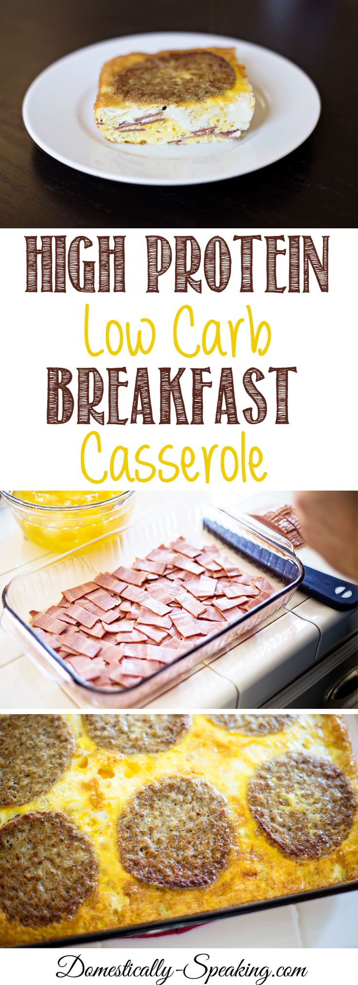 Low carb breakfast foods chart image