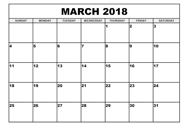 march 2018 calendar download free printable graphics simple printable calendar