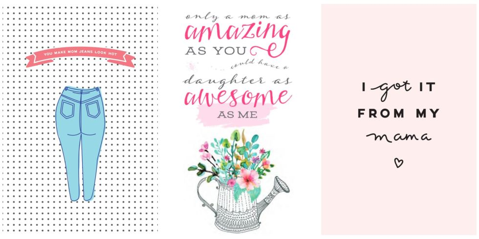 Printable mothers day cards for free
