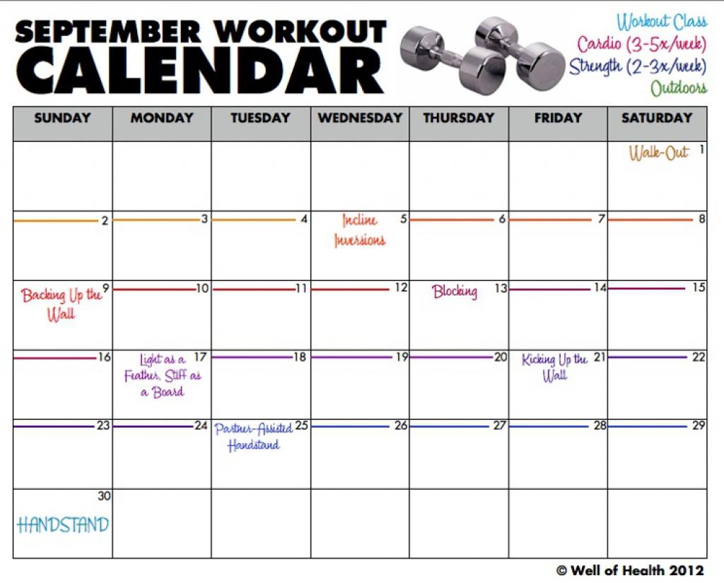 online exercise calendar - Monza berglauf-verband com