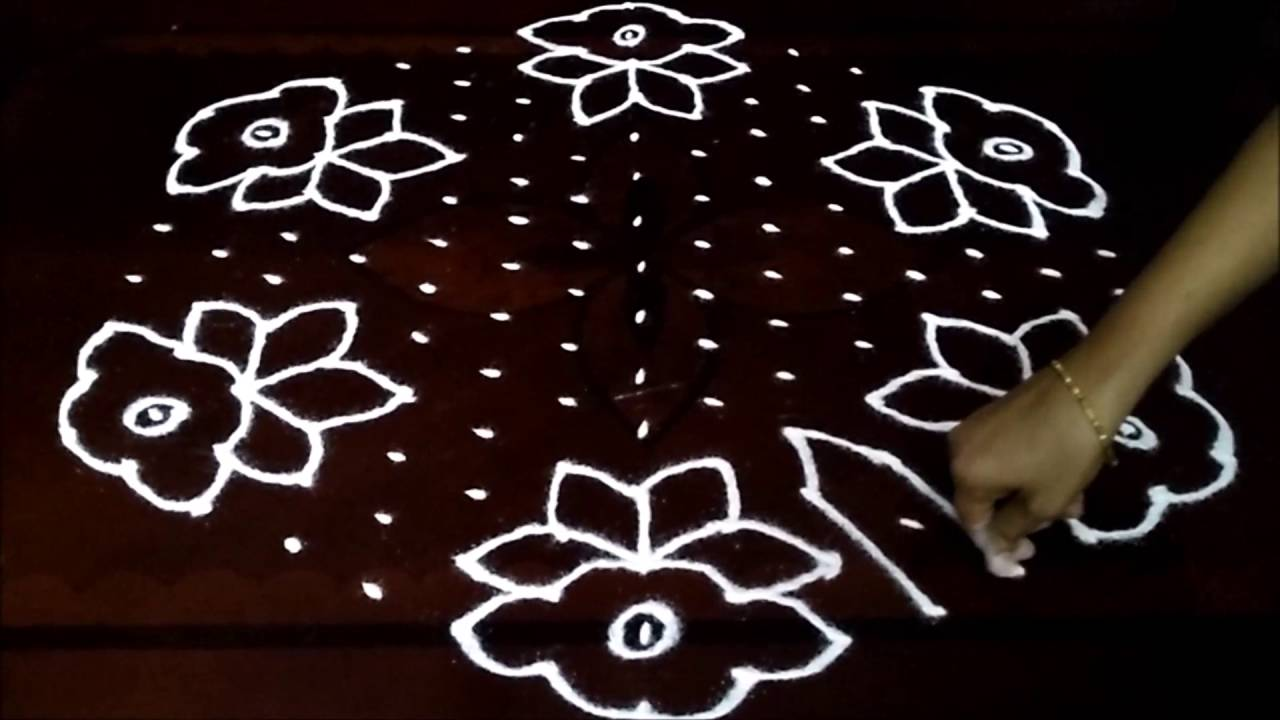 Dot Rangoli Designs Book Pdf