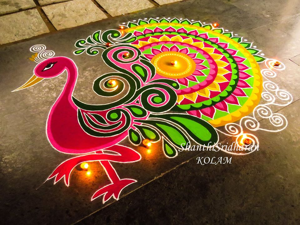 Sequential Encoding of Tamil Kolam Patterns  SCIPRESS