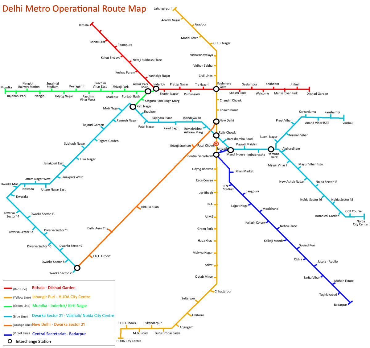 25+ Delhi Metro Map Download Pics - FreePix